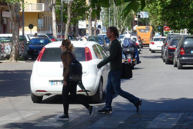 Lavori su Mediana, viale Baccelli e Campo dell'Oro: traffico in tilt
