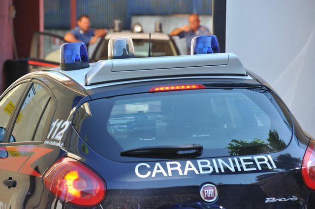 Botte alla compagna incinta: arrestato dai Carabinieri
