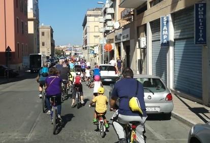 """Oltre cento partecipanti per """"In bici sotto questo sole"""""""
