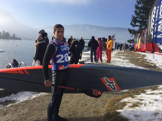 Tommaso Pampinella chiude 14° la ''GlaGla Race''