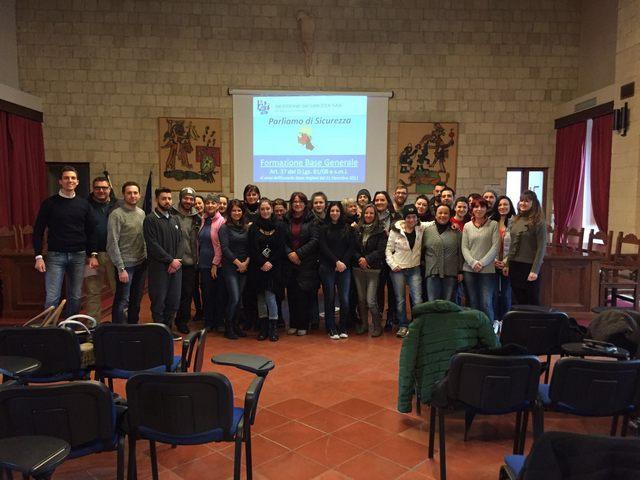 Commercio Tarquinia, 60 partecipanti al corso su salute e sicurezza dei lavoratori