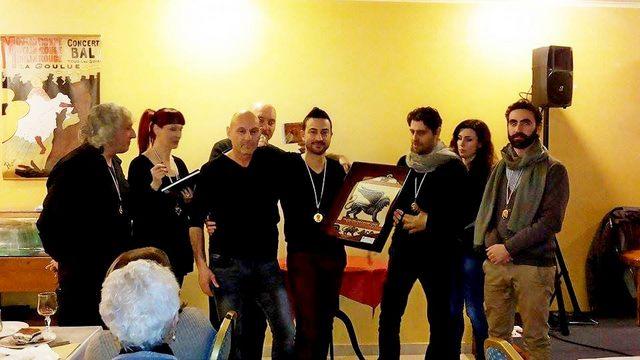 Ivan Guaragno vince il trofeo ''The voice città di Tarquinia''