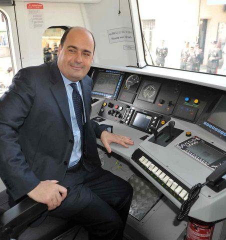Zingaretti a Ladispoli per inaugurare il nuovo Vivalto