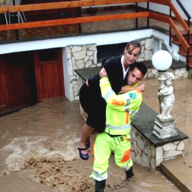 Maltempo, Tarquinia e Montalto chiedono lo stato di calamità naturale