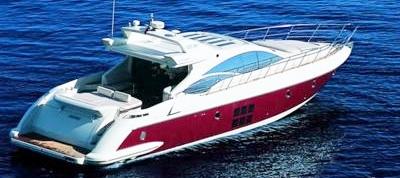 Fiumicino, sequestrato uno yacht