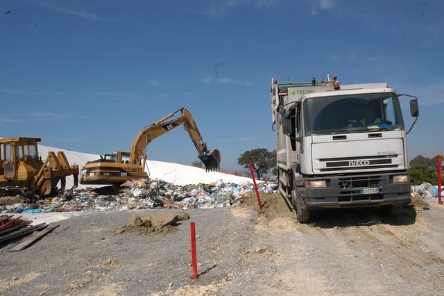 Stazione di trasferenza per i rifiuti: via libera ai lavori