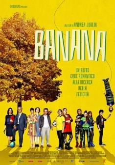 Cinema nelle biblioteche:  domani ''Banana''