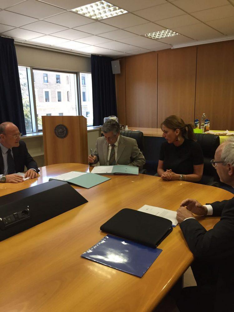 Rischio amianto, siglato un accordo  tra la Asl di Viterbo e il Ministero della Difesa