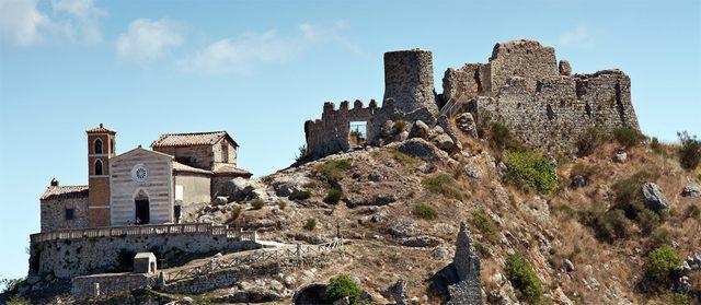 Alla Rocca di Tolfa ''Musica suggestiva''