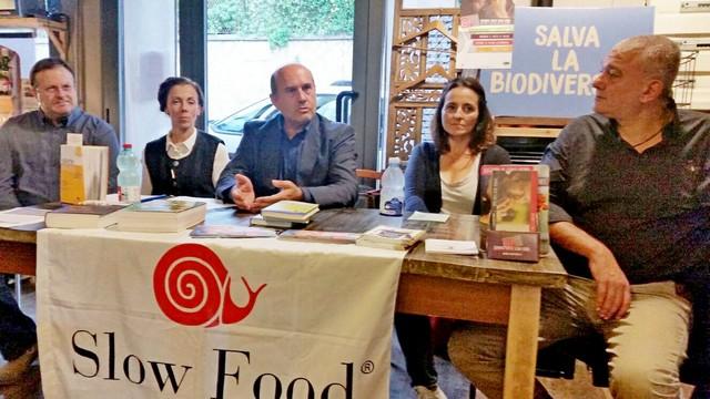 Namo Ristobottega orgoglio Slow Food
