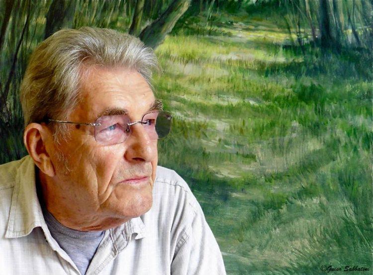 Tarquinia, è morto il pittore Brian Mobbs