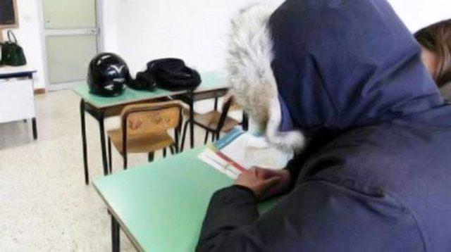 Scuole al freddo: il Comune di Ladispoli prolunga l'accensione del riscaldamento