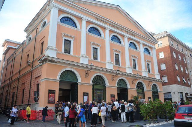 Teatro Traiano, approvato il nuovo regolamento