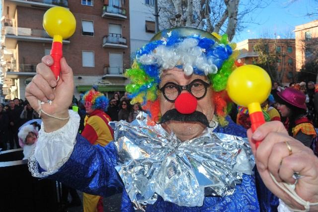 Il Carnevale fa il tutto esaurito