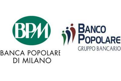 Bpm-Banco Popolare, nasce il terzo polo bancario