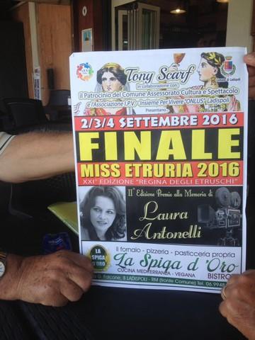 A Ladispoli la finale di Miss Etruria