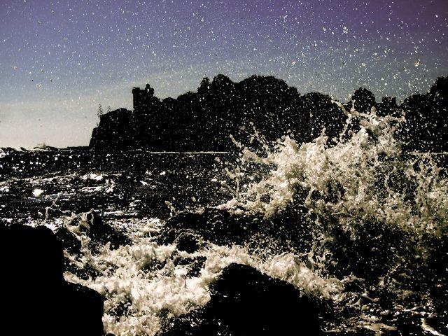 Onde al castello (foto Angela Pierucci)