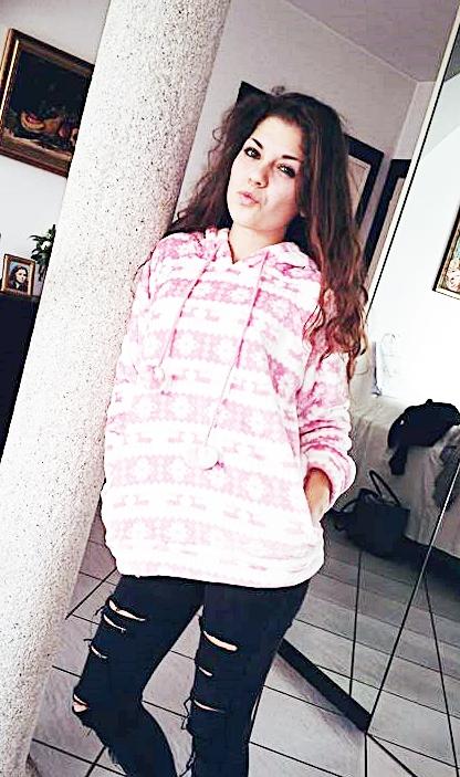 Mikol Barletta, 16 anni, da Focene al Brancaccio