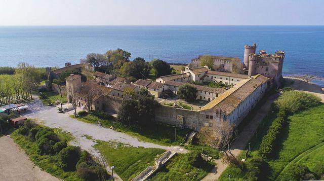 ''Il castello di S. Severa ormai è diventato orgoglio nazionale''