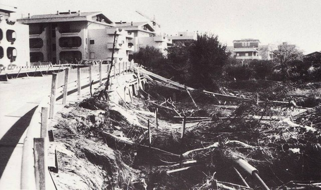 Santa Marinella, trentacinque anni da quella tragica alluvione