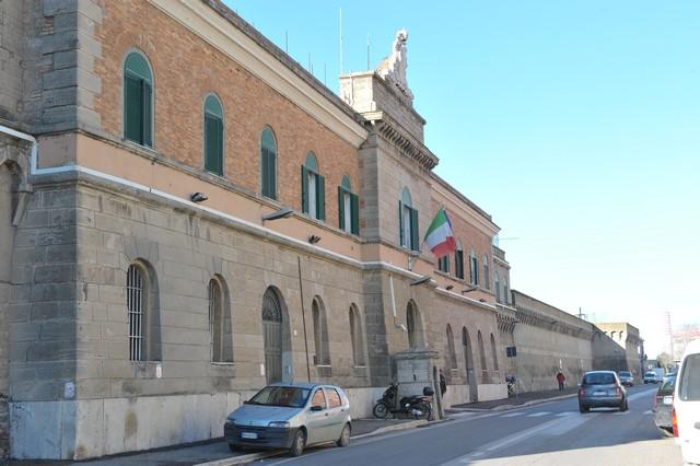 Sventato un tentativo di evasione al carcere di Civitavecchia