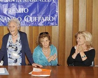 Premio Cuffaro per Annibali, Murru e Bernardini