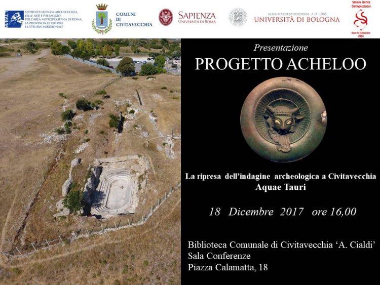 Aquae Tauri, l'amministrazione presenta il progetto ''Acheloo''