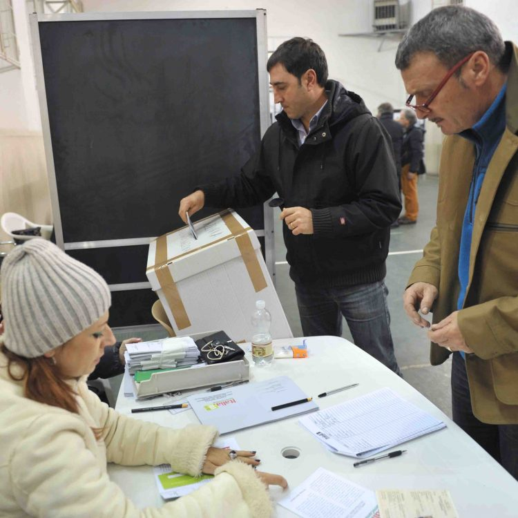 Primarie del centrosinistra, 2271 i votanti in città