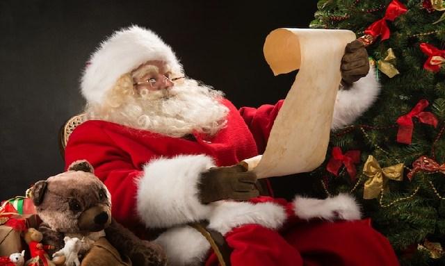 """""""Una sedia per Babbo Natale"""" conquista la città"""