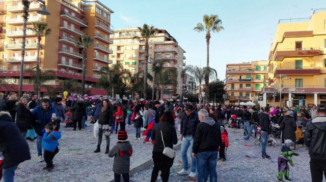 Ladispoli: Carnevale dall'amaro in bocca