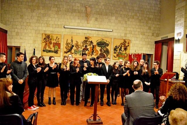 Tarquinia, concerto di inizio anno dell'Accademia Tarquinia Musica