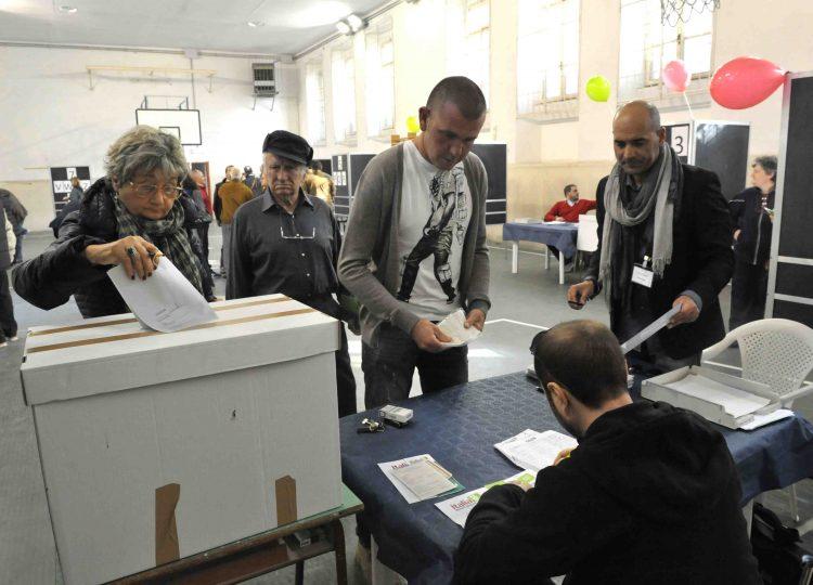 Primarie, oltre 2700 elettori alle urne