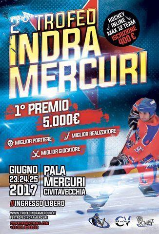 Il Trofeo Indra Mercuri pronto a stupire ancora