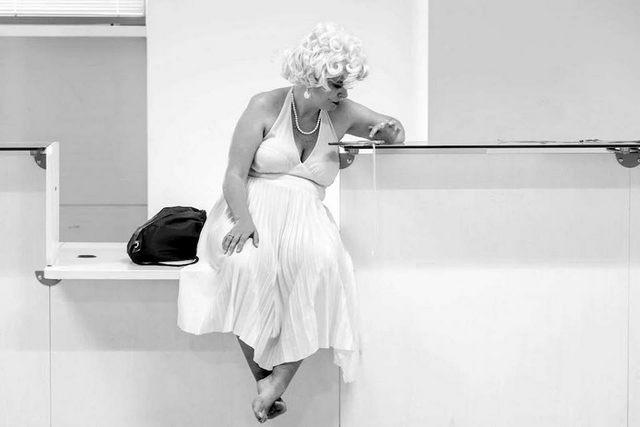 Marilyn (foto Angelo Bonarelli)