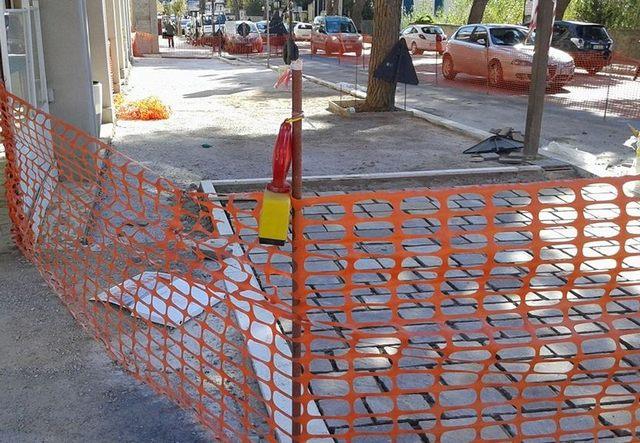 In dirittura d'arrivo i lavori di restyling dei marciapiedi