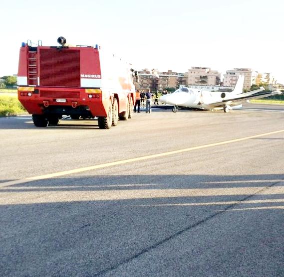 Emergenza a Ciampino, quattro voli dirottati a Fiumicino