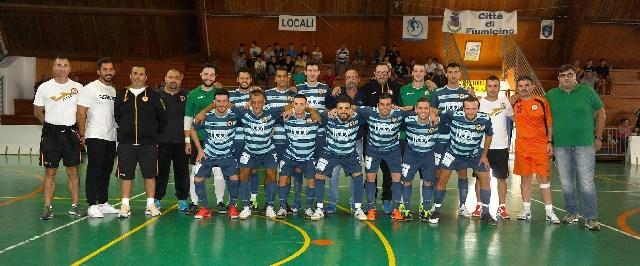 La Futsal Isola conquista un posto nell'Olimpo