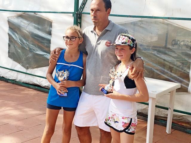 Isabella Oroni conquista la quinta tappa del circuito regionale Under 10