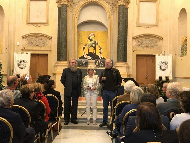 Grande successo per la mostra di Håkon Gullvåg a Civitavecchia