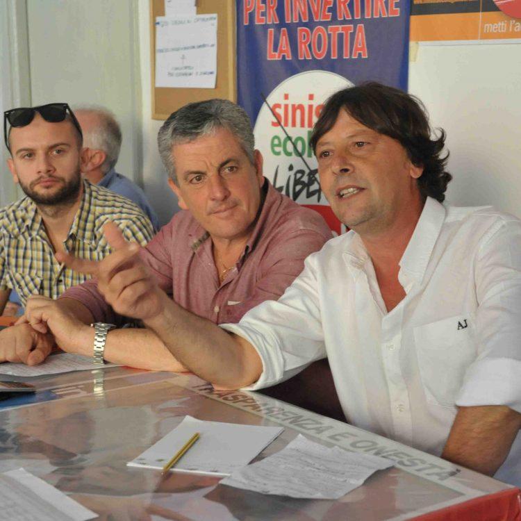 Regionali, Sel lancia Gino De Paolis