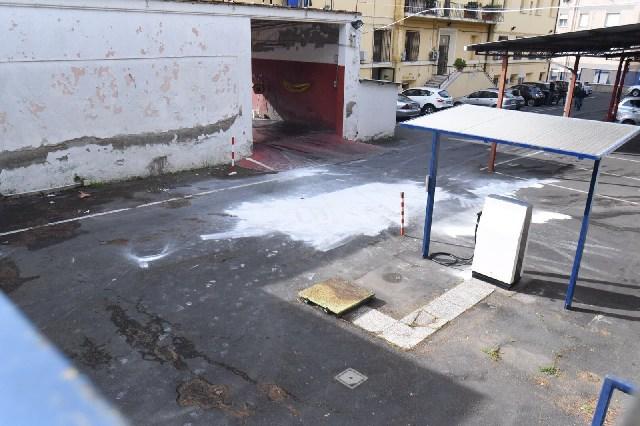 Molotov contro i carabinieri