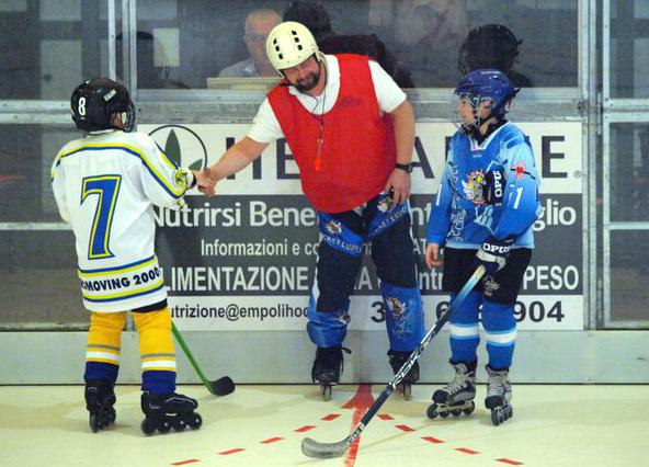 """La Cv Skating presenta: """"Hockey e pattinaggio gratis per tutti"""""""
