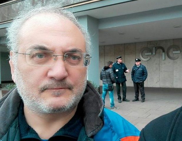 Tarallo: ''Sono arrivato al 19esimo giorno di sciopero della fame, ma mi sento ancora bene''