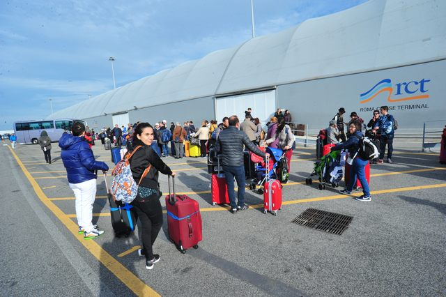 Roma Cruise Terminal cerca operatore economico per la gestione del bar