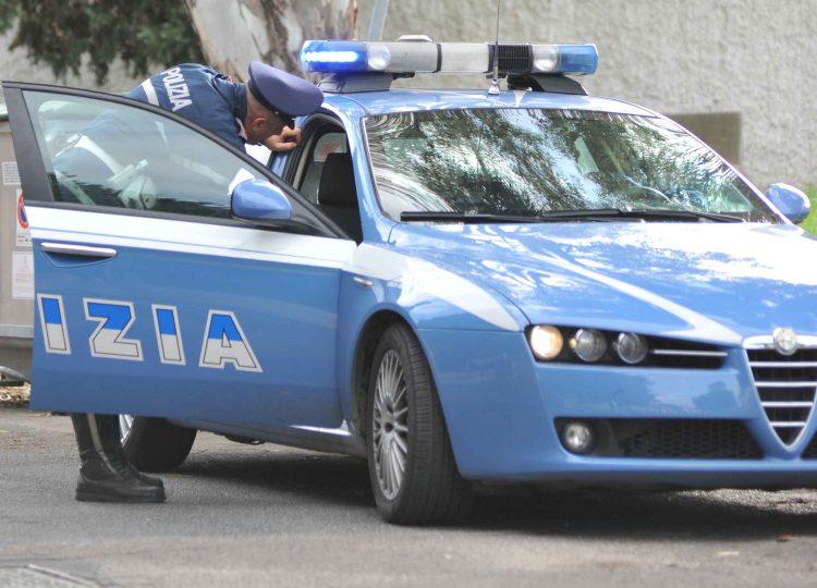 Furti, ladro fermato dalla Polizia