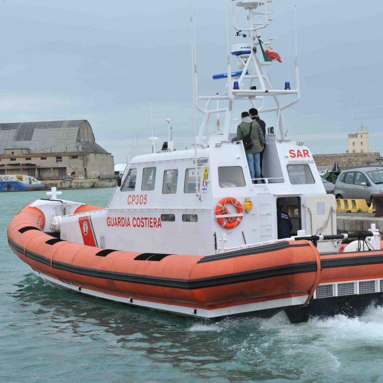 Capitaneria di Porto: continua l'attività per l'emergenza fiume Fiora a Montalto
