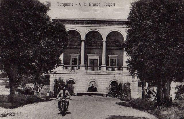 Tarquinia, un tavolo tecnico per il recupero e la riqualificazione di Villa Bruschi Falgari