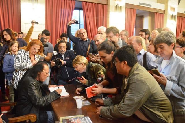 """Venditti, il Comune: """"È stato un bagno di folla"""""""
