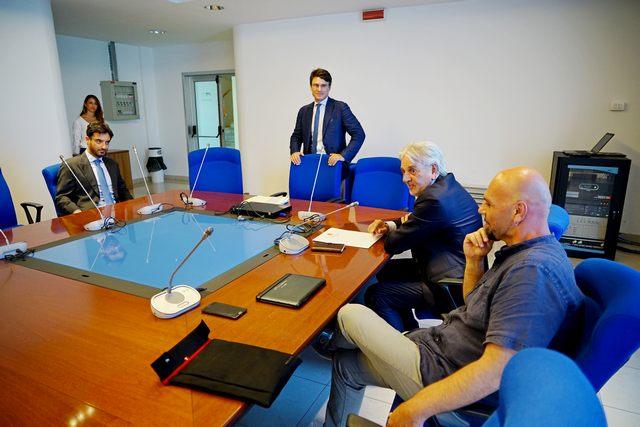 Comitato di gestione: primo vertice a Molo Vespucci