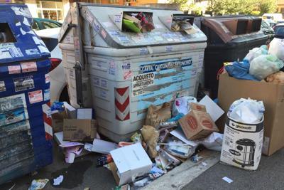 L'Italia dei rifiuti è indietro